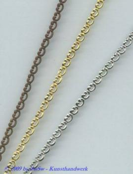 Metallband, 3 Farben, 3mm, 10cm