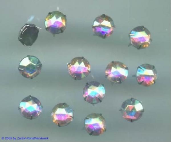 1 Swarovski® Kristall Anhänger BLÜMCHEN 10,0 mm mit Öse CRYSTAL AB
